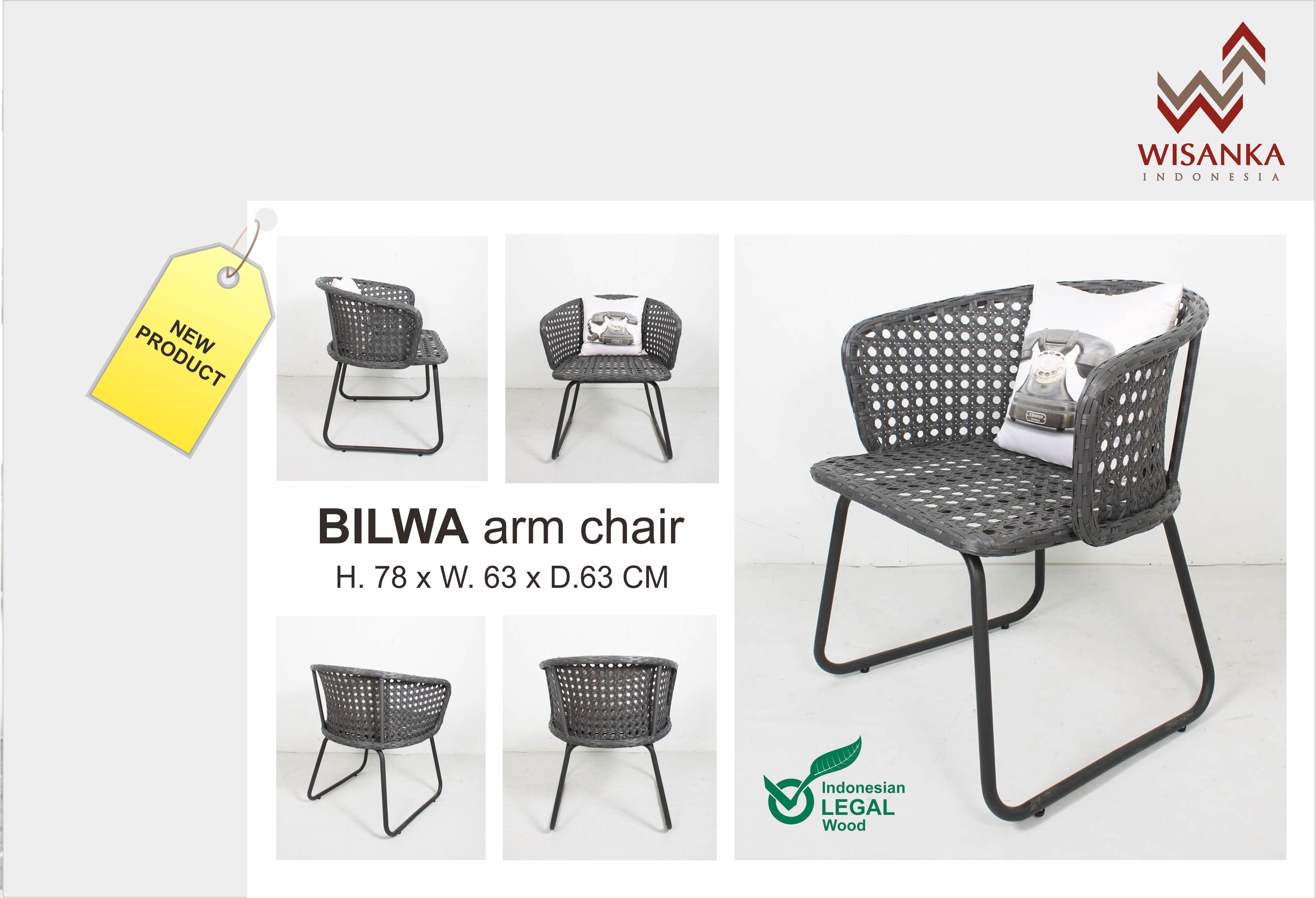 Bilwa Arm Chair