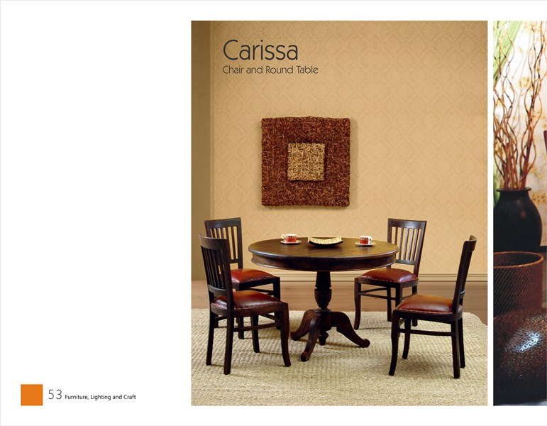 Carisa Dining set