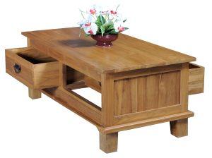 Cecilia  Console Table Open Both sides