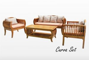 Curva Living set