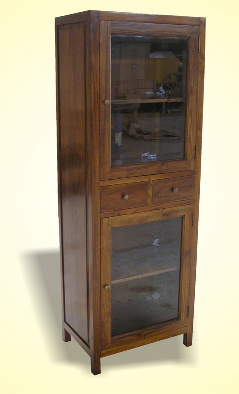 Damay Glass Cabinet