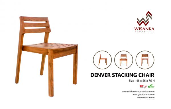 Denver Stacking Chair