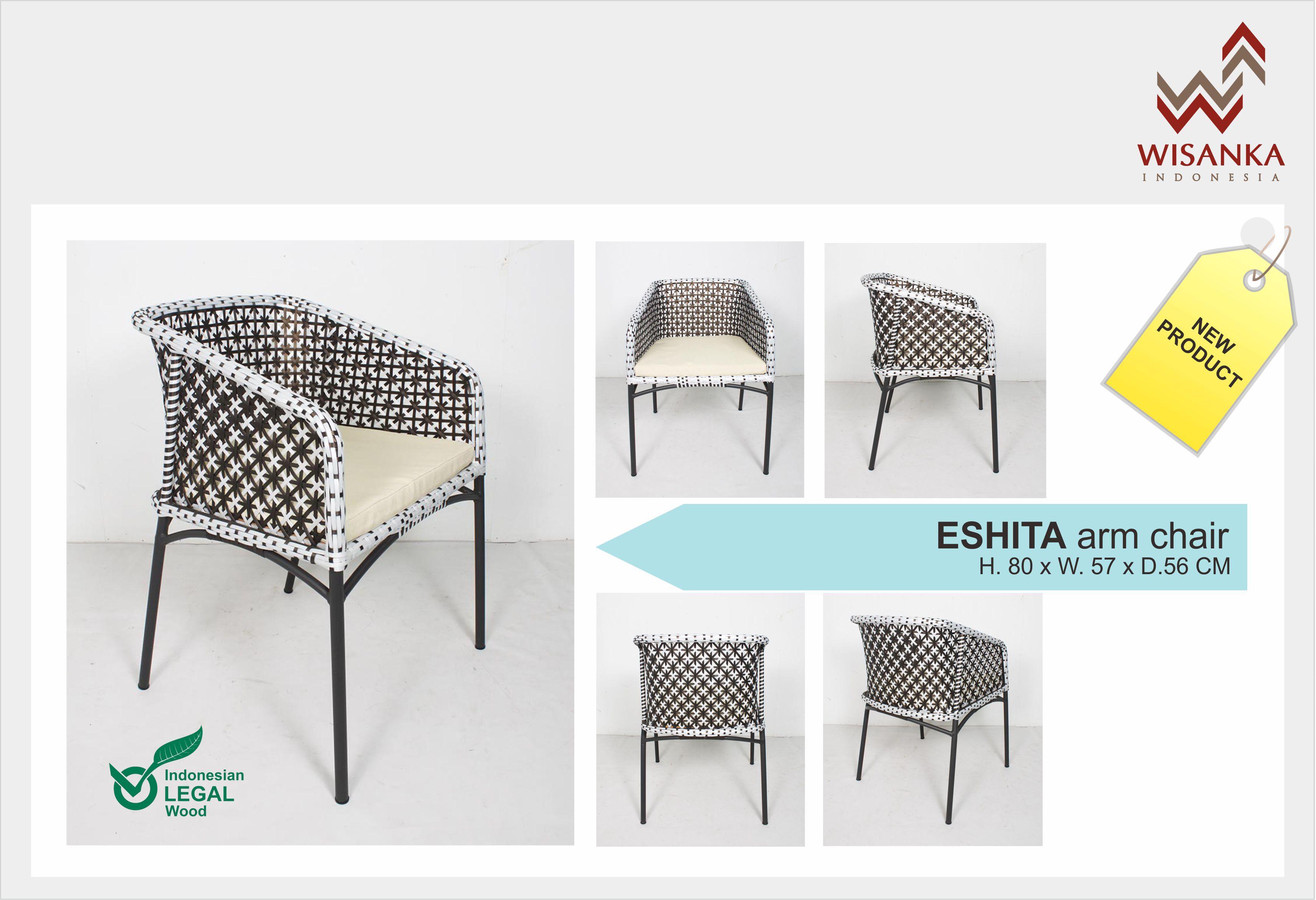 Eshita Arm Chair