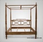 Harper Canopy Bed