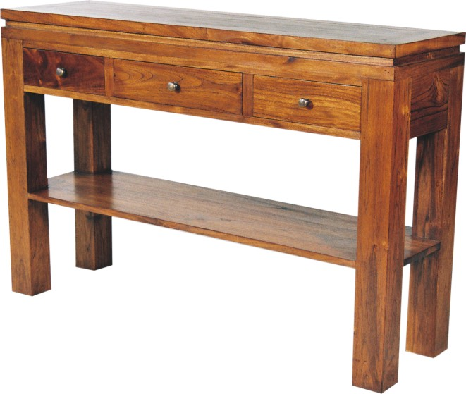 Juanita Console table 3 drawer