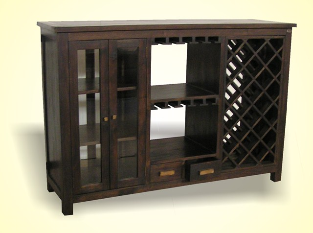 Khalila Wine Cabinet