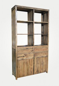 Lilian Bookrack Natural