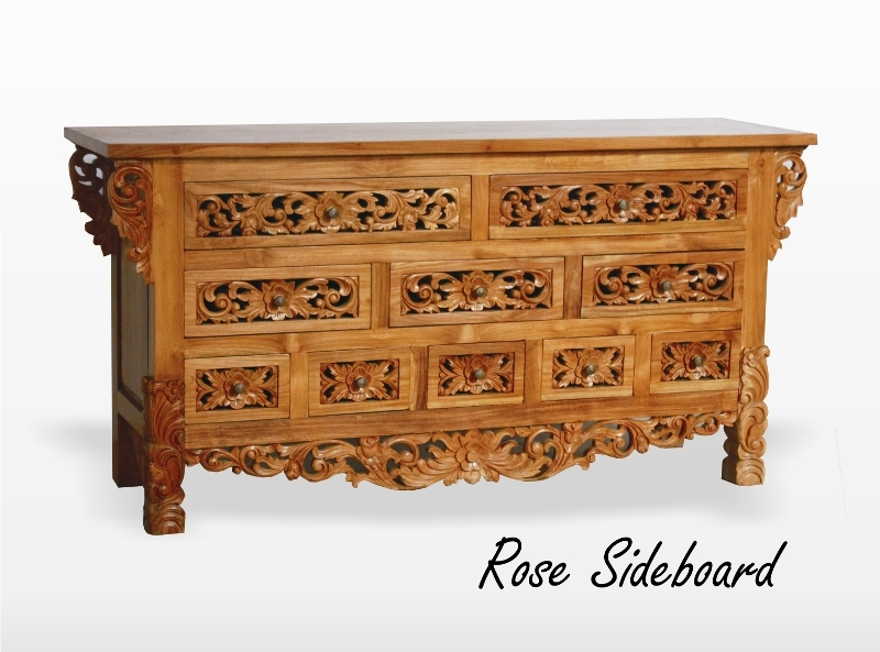 Rossana Cabinet