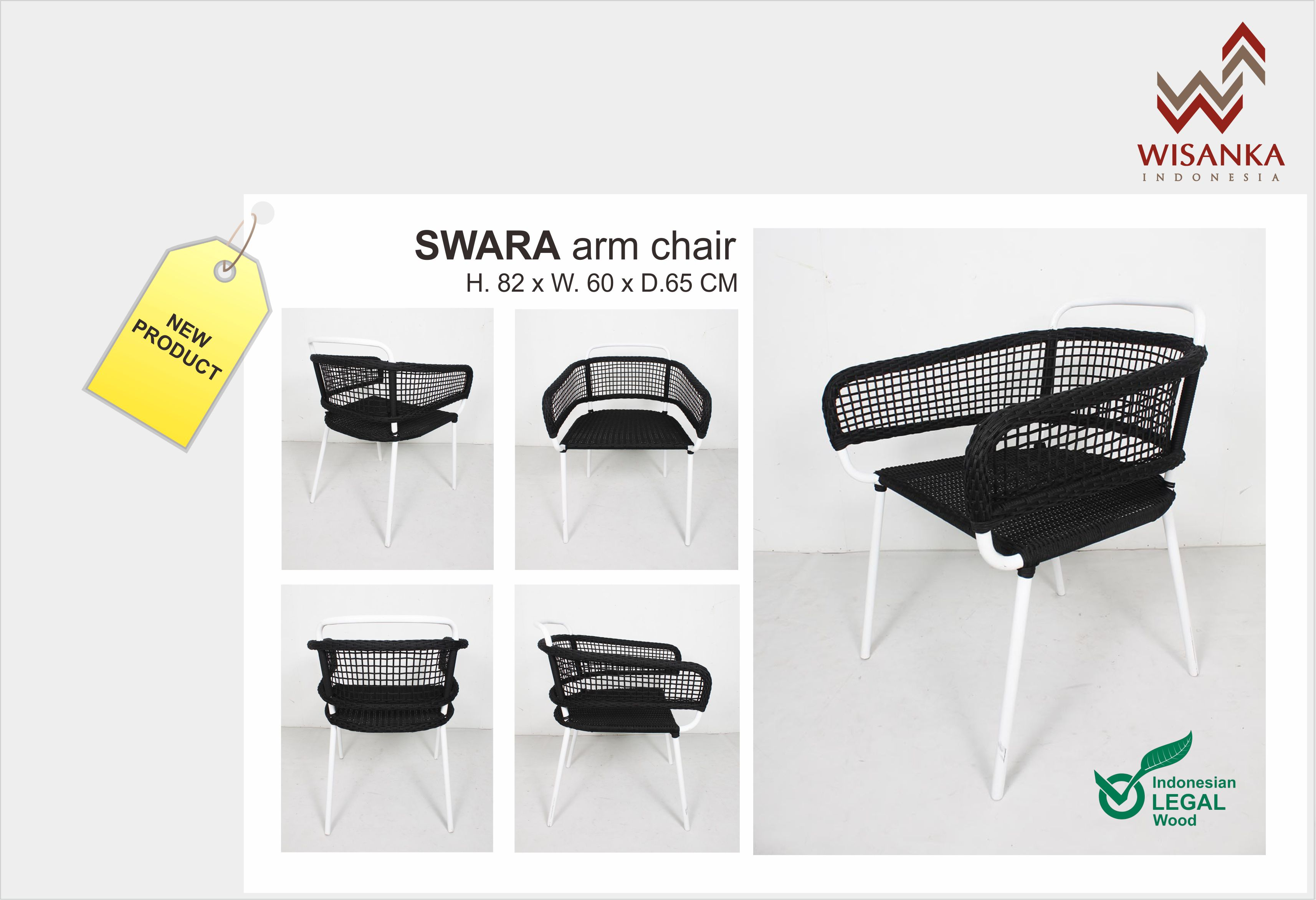 Swara Arm Chair