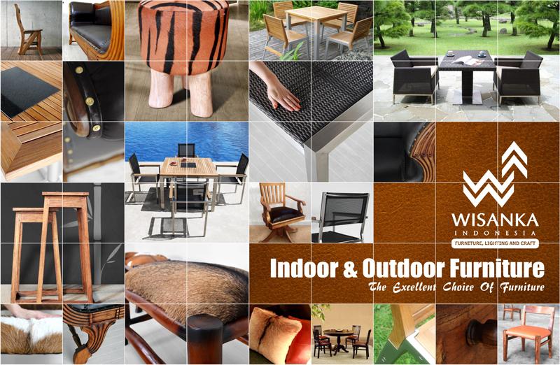 Indonesian Teak Indoor Furniture