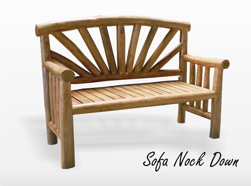 Sofa Nock Down