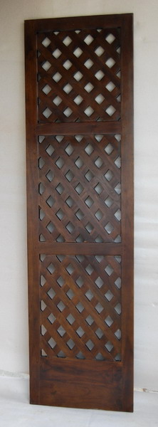 Solid Wooden Door 06