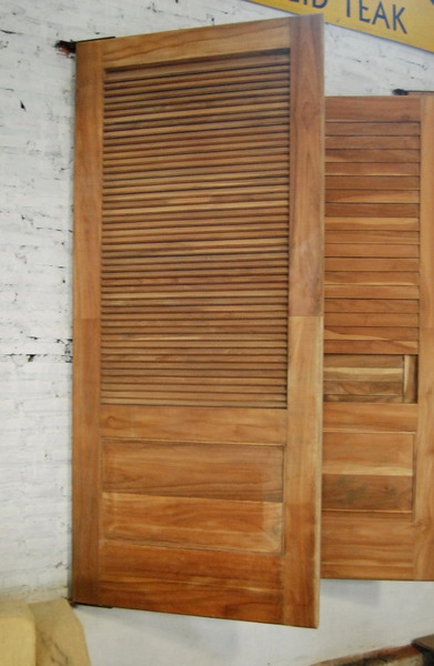 Solid Wooden Door 10