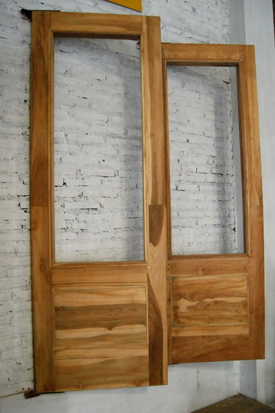 Solid Wooden Door 11