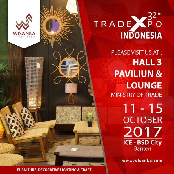 TEI Trade Expo Indonesia 2017
