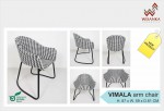 Vimala Arm Chair
