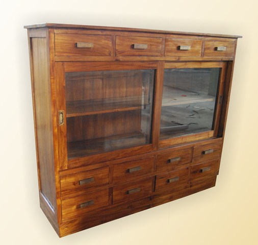 Zachary Display Cabinet