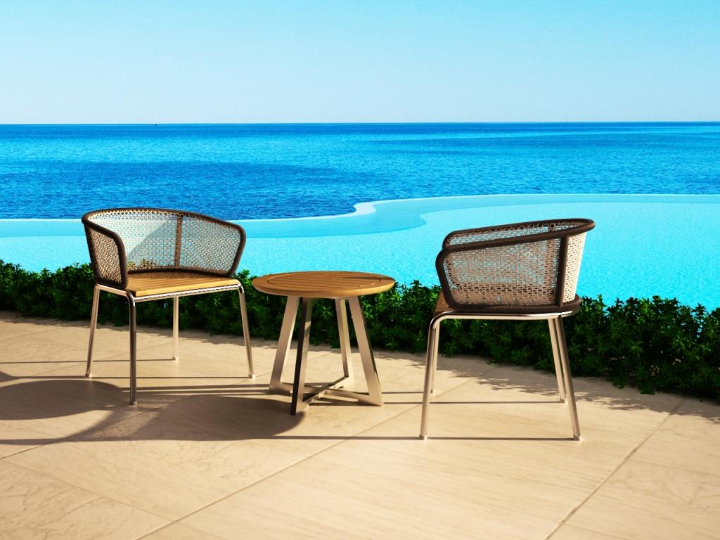 kama chair on view