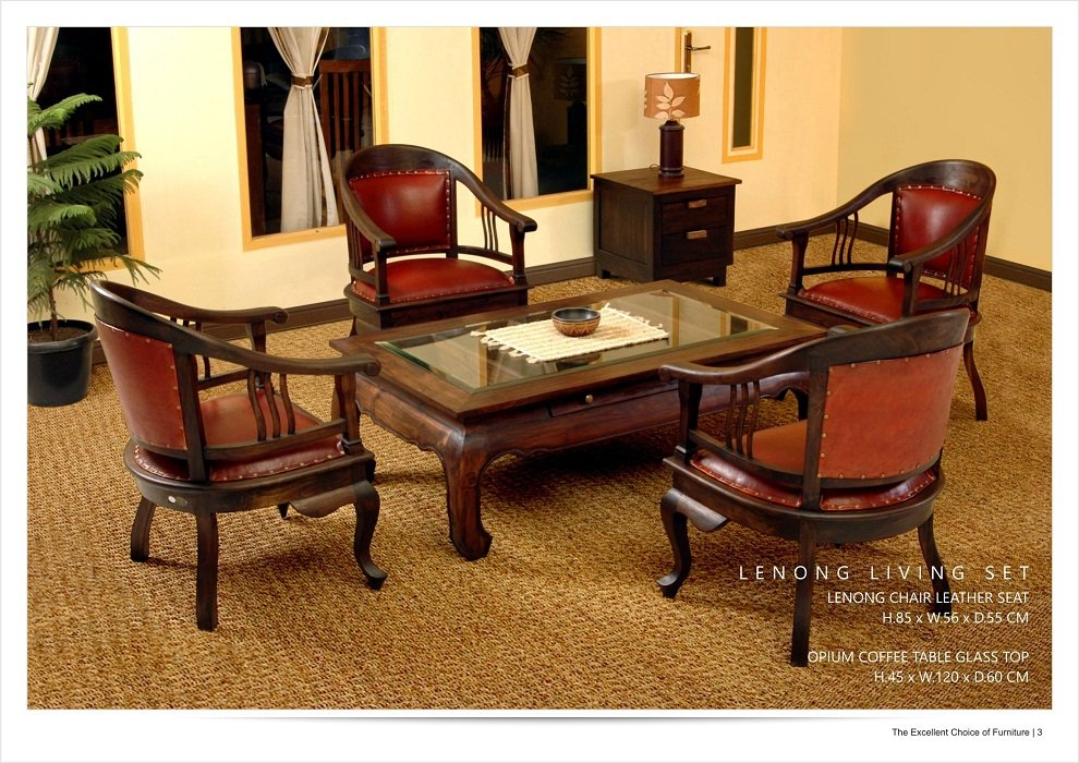 Charmant Indoor Teak Furniture Product · Colonial Furniture