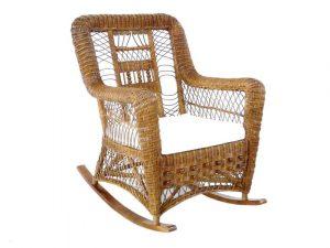 Sofia Rattan Arm Chair Furniture