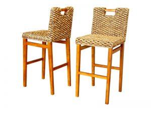 Rattan Barstool Furniture