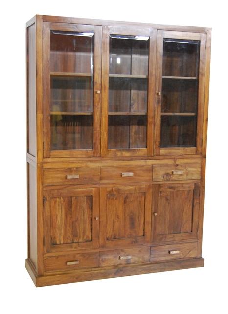 Adela Display Cabinet
