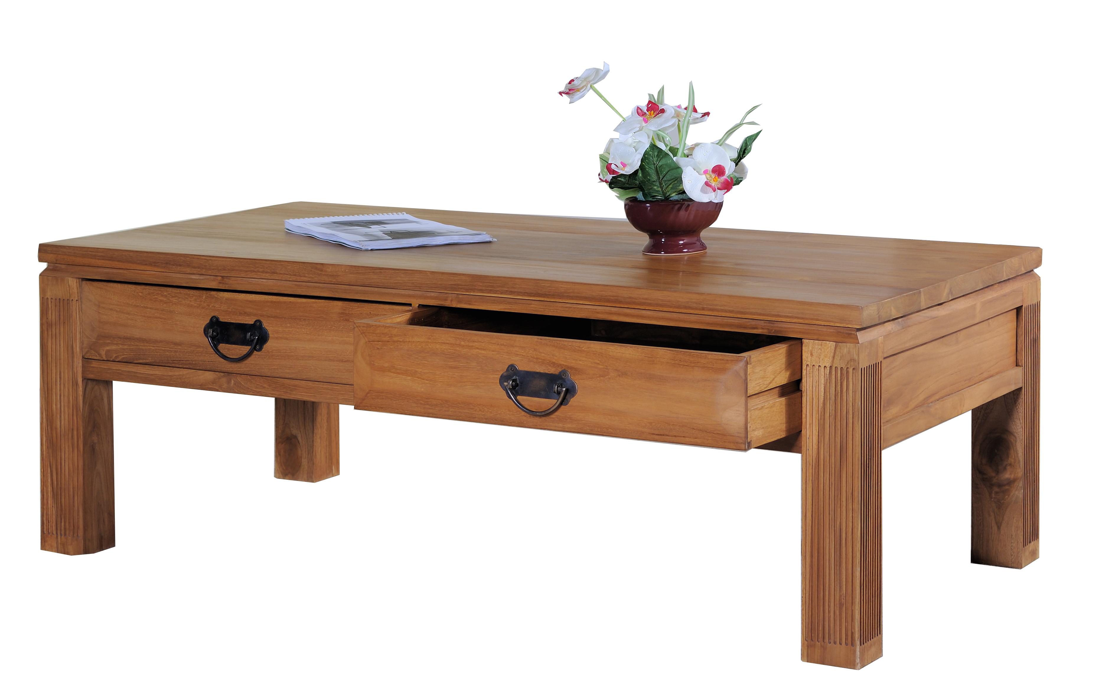 Athena Coffee Table | Indoor Teak Furniture