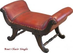Boat Chair Single
