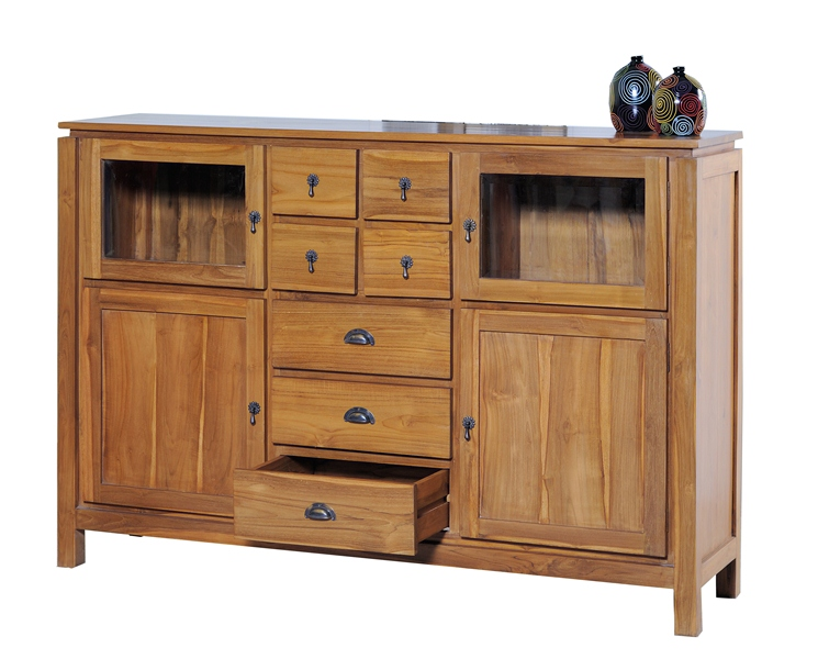 Button Cabinet