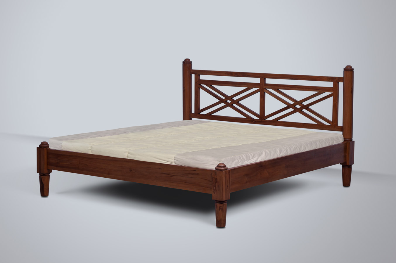 Canissa Queen Bed