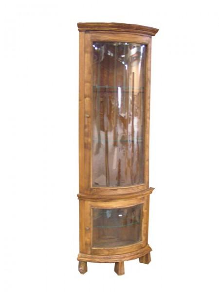 Corner Glass Cab
