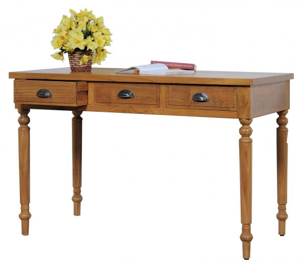 Flutted Legs Console table