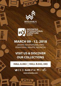 IFEX 2018 Indonesia