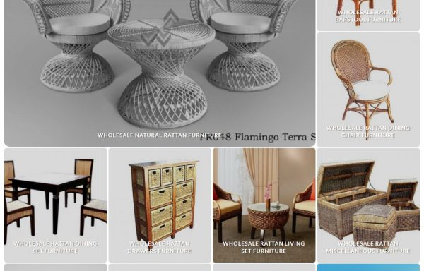 Wisanka Launching Indonesia Indoor Wholesale  Furniture