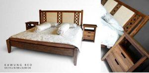 Kawung Bed set