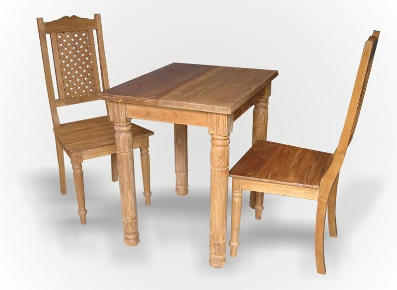 Kawung Dining set