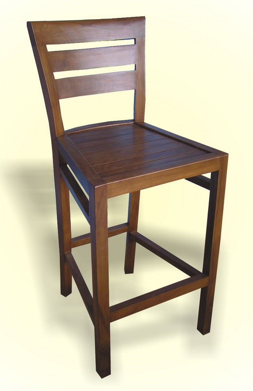 Line Bar Chair