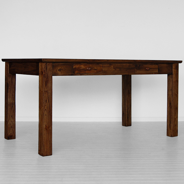 Indonesian Teak Indoor Dining Table Page Of Indoor Teak Furniture - Indonesian teak dining table