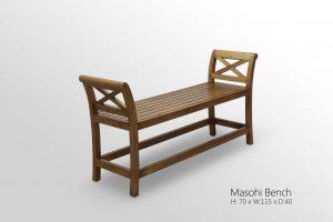 Masohi Bench