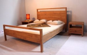 Michele Bed H110 W180 D200