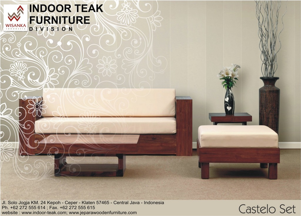 News Letter castelo living set