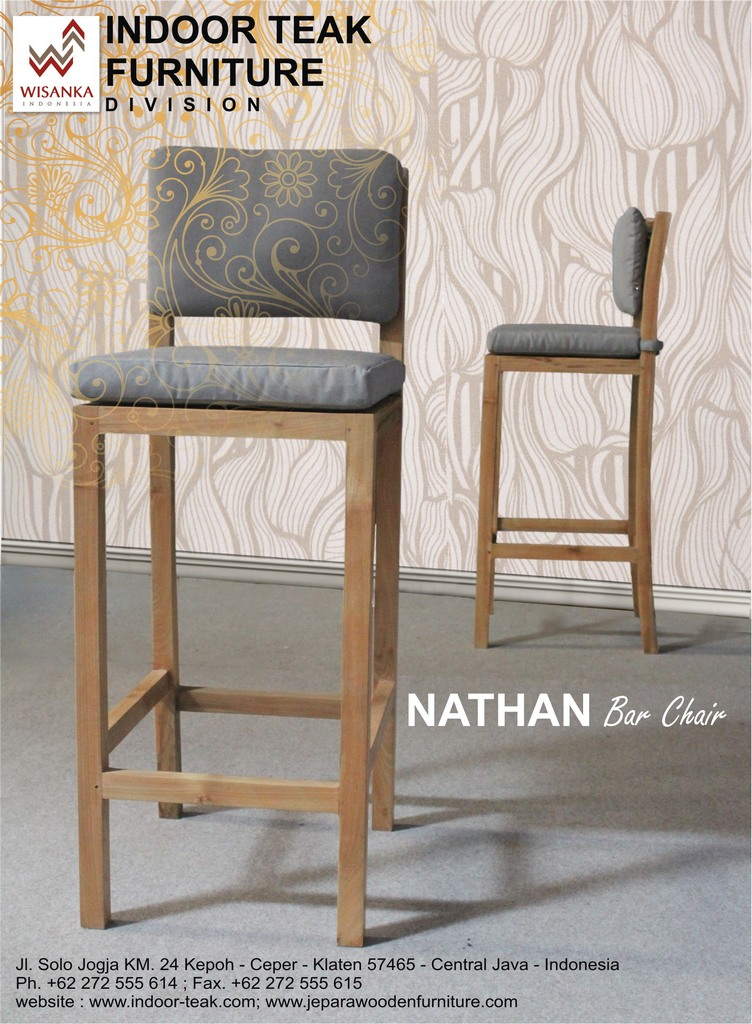 News Letter nathan bar chair-share