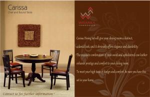 Indoor Teak Furniture Manufacturer in Indonesia