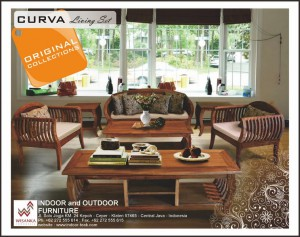 Newsletter May 2013 Curva living set collections