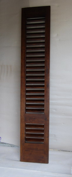 Solid Wooden Door 01