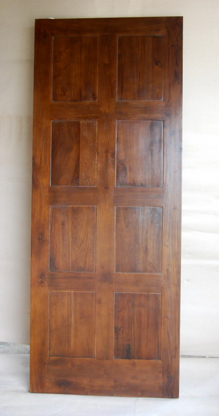 Solid Wooden Door 03