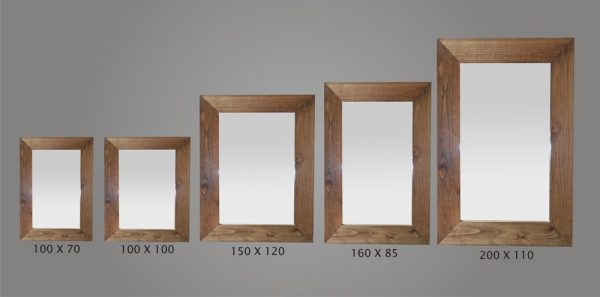 Square Mirror S M L