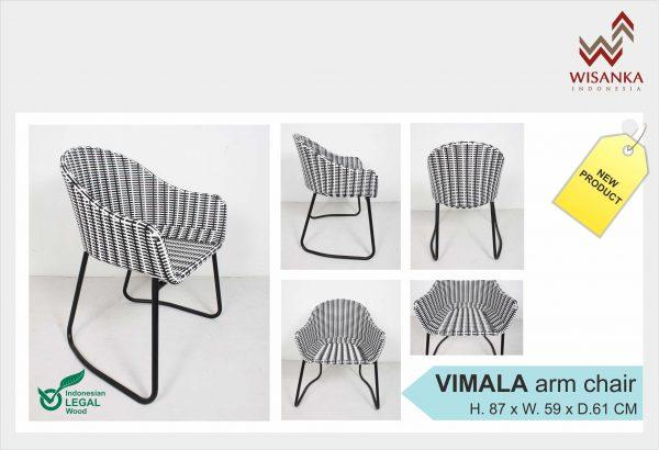 Vimala Arm Chair