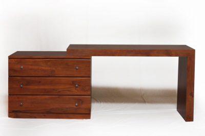 Vemma Dressing Table - 78x180x50cm WDH
