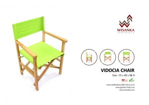 Wholesale Furniture Vidocia Chair
